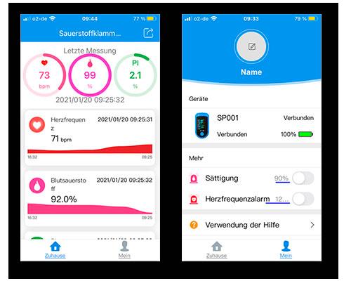 Easypix Pulse Oximeter PO2 App