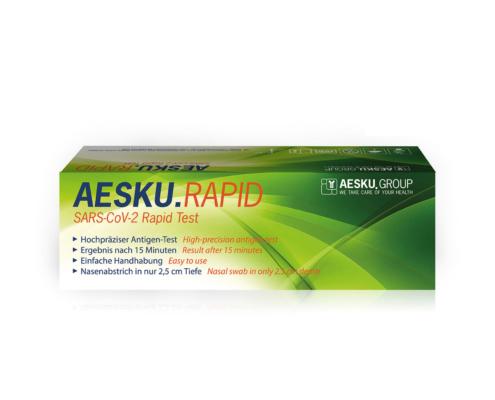 AESKU.RAPID SARS-CoV-2 Rapid Test